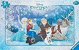 Ravensburger- Frozen sotto Le Stelle Puzzle per Bambini, Multicolore, 15 Pezzi, 06127 3