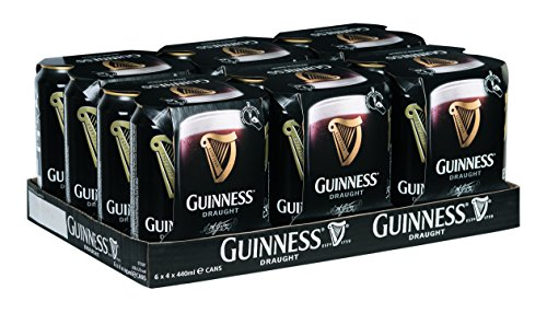 Guinness Draft Can latas de 24x440 ml 4.2% vol.alc.