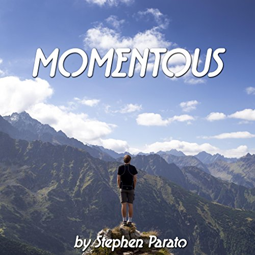 Momentous audiobook cover art