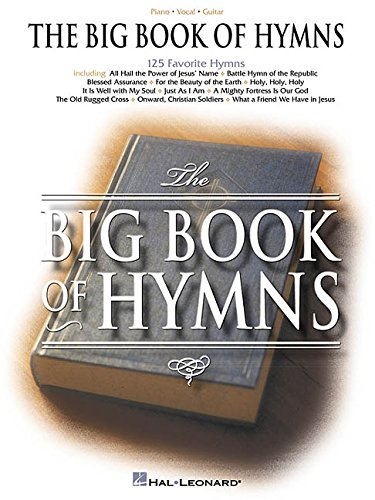 The Big Book of Hymns (PIANO, VOIX, GU)