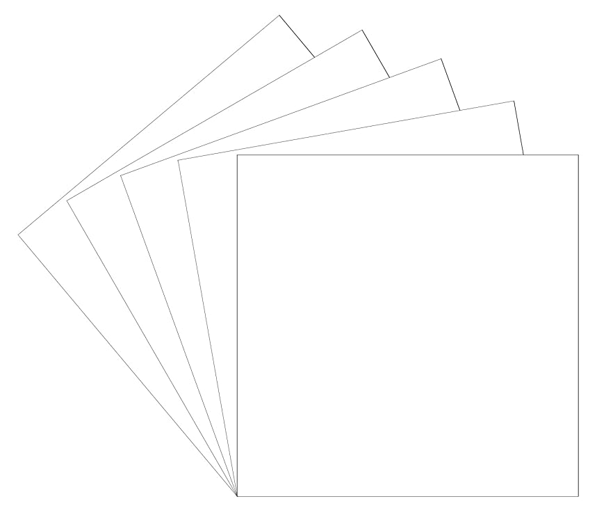 5 Matte White Oracal 631 Vinyl Sheets, Removable Adhesive Backed Vinyl Sheets, Craft Vinyl Sheets for Indoor/Outdoor Marking, Lettering, Decorating, Wall Décor, Window Graphics for Any Craft Cutters…