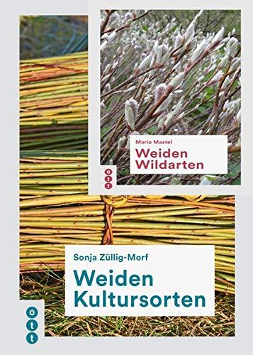 Weiden Kultursorten / Weiden Wildarten (beide Bände im Paket)