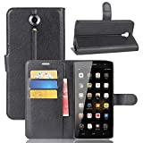 iBetter Homtom HT7 Pro Wallet Case Premium PU Leather