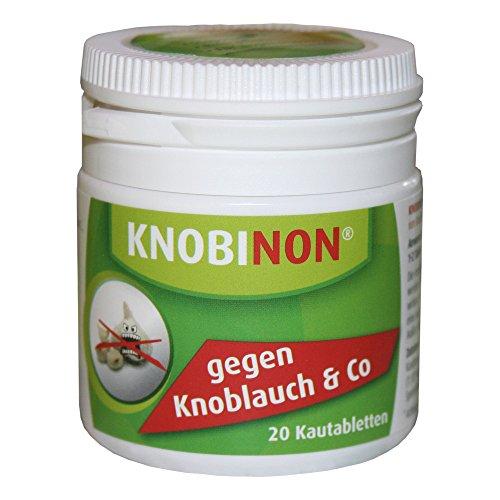 KNOBINON Kautabletten Dose 20 St