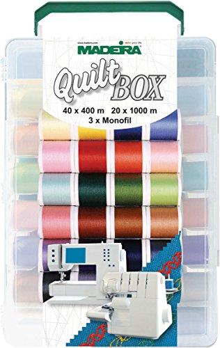 MADEIRA 4003760980571–Box Quilt Aerofil–Art. No. 8062