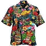 JJBKT Moda de verano camisa hawaiana 3D personalizado corto impreso zapatos gorra de béisbol y edredón