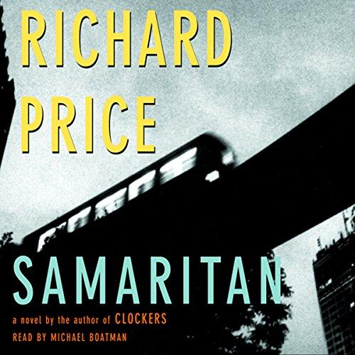 Samaritan audiobook cover art