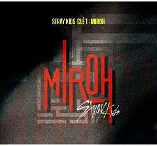 Stray Kids - [Cle 1:Miroh] Normal Album Random Ver CD+PhotoBook+3p QR PhotoCard+1p PostCard+Tracking K-POP Sealed