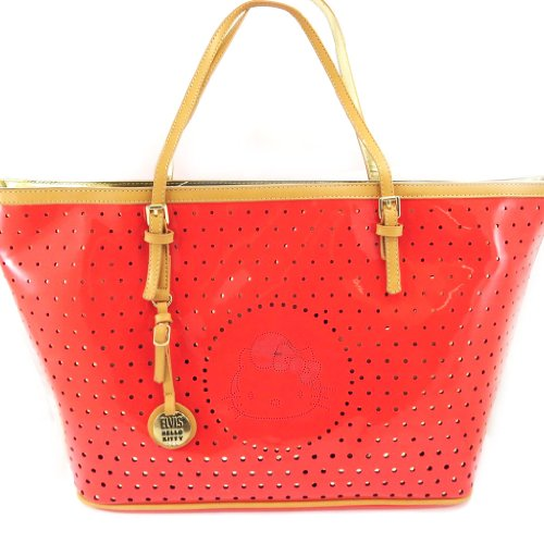 Hello Kitty [L3534] - Sac créateur 'Hello Kitty' Corail
