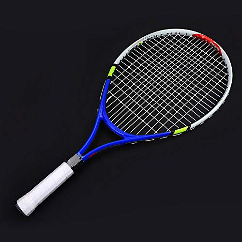 Dioche Junior Raquette de Tennis Durable Corde...