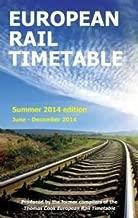 European Rail Timetable: Summer 2014 (Rail Guides)