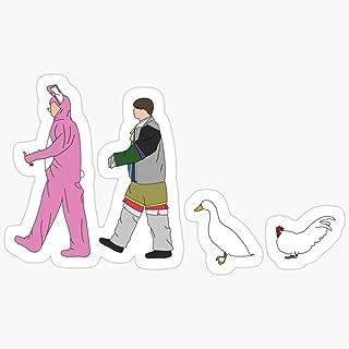 WillettaStore Friends Stickers (3 Pcs/Pack)