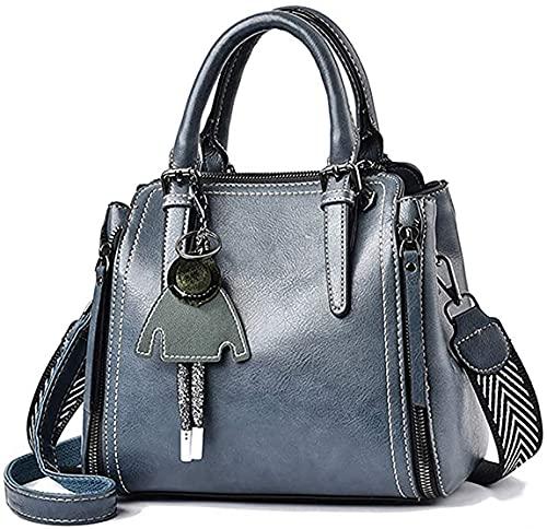 oinna Bolso de mano para mujer, impermeable, bolso bandolera, bolso para mujer, bolso de mano, bolso para mujer, bolso pequeño, 24 x 14 x 22 cm, color, talla 24 * 14 * 22 cm/9.44*5.51*8.66 IN
