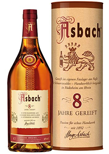 Asbach 8 Jahre (1 x 0.7 l)
