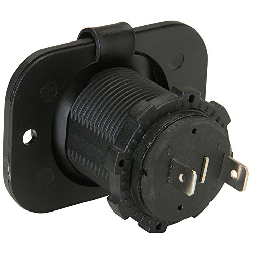 Marine Grade Cigarette Lighter Socket 12 VDC