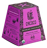 CACOCO 80% Extra Dark Drinking Chocolate (7.05 ounces)