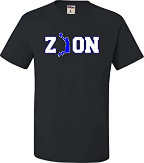 Go All Out Youth Zion Basketball T-Shirt