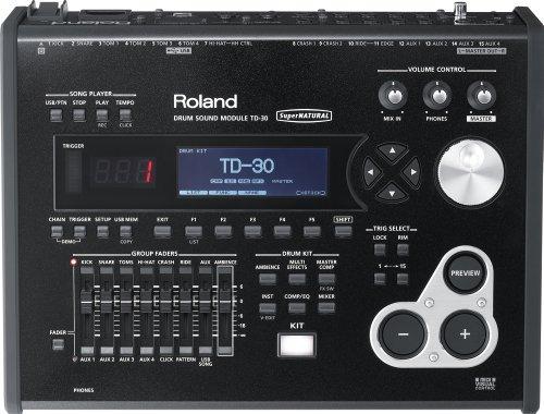 Roland ローランド ドラムサウンドモジュール TD-30