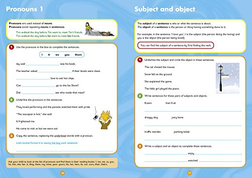Grammar and Punctuation Ages 7-9: KS2 English Home Learning and School Resources from the Publisher of Revision Practice Guides, Workbooks, and Activities. (Collins Easy Learning KS2)