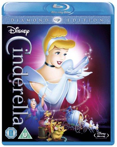 Cinderella - Diamond Edition [Blu-ray] [UK Import]