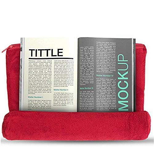 iPad Pillow Stand Tablet Cushion Stand for Mini Computer, Tablets, e Readers, Smart phones, Books, Magazines