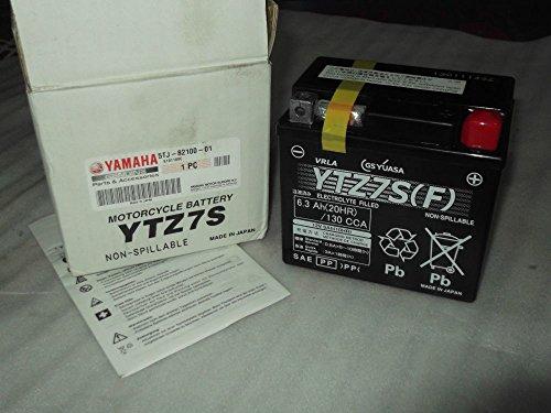 Batterie YAMAHA DRAG STAR 250 JAHR 01'-04'/DRAG STAR 125 JAHR 00'-04'/WR-F 450 A