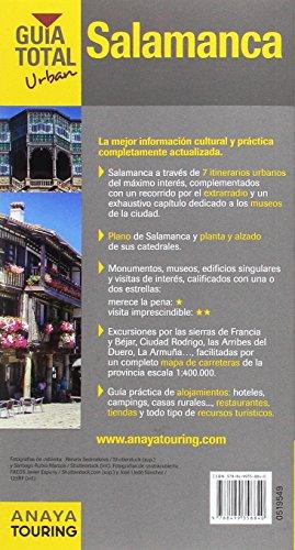 Salamanca (Urban) (Guía Total - Urban - España)