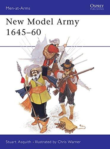 New Model Army 1645-60