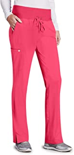 Barco ONE 4-Pocket Cargo Track Pant for Women - Straight Leg Medical Scrub Pant