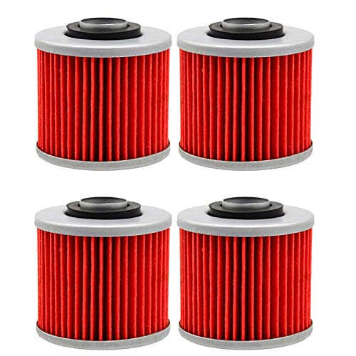 Replacement Part for Oil Filter Yamaha FZR Indefinitely TT 1990 Outlet sale feature 600 TT600