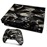 IT'S A SKIN Xbox One X Console & Controller Decal Vinyl Wrap   zombie hands dead trapped walking