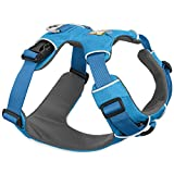 Ruffwear All-Day Dog Front Range Harness, Blue (Dusk), L/XL