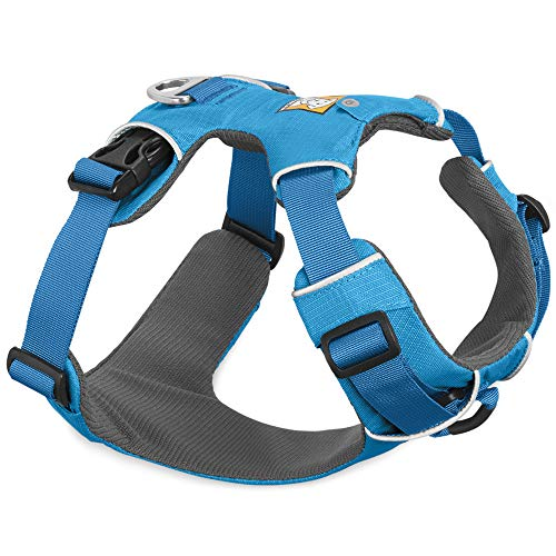 RUFFWEAR All Day Adventure Dog Harness, Medium Breeds, Adjustable Fit,...