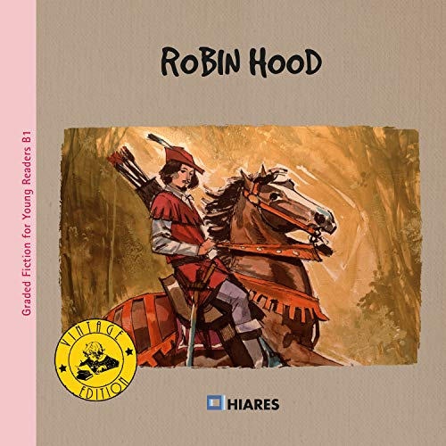 Robin Hood (Graded Fiction for Young Readers Book 3) (English Edition)