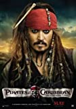 PIRATES OF THE CARIBBEAN ON STRANGER TIDES - JOHNNY DEPP