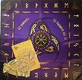Wizard Clothes Gran Conjunto de runas Alder Violeta