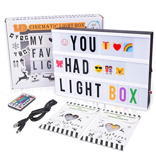 Caja De Luz Sin Letras  marca EVILTO