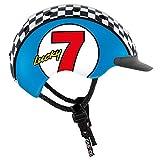 casco Casque de vélo pour Enfants Mini 2Lucky 7 S Bleu
