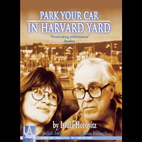 Park Your Car in Harvard Yard audiobook cover art
