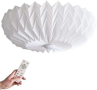 VENTOTA リモコン 調光調色 LED シーリングライト 天井照明 ~8畳 簡単設置 Koga