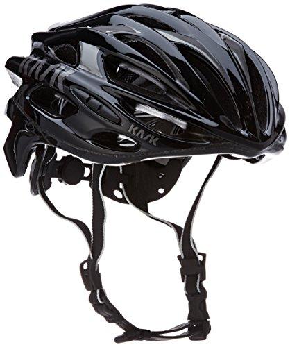 Kask - Mojito 16 - Casco para bicicleta, Adultos , Negro/Antracita, M (52-58 cm)