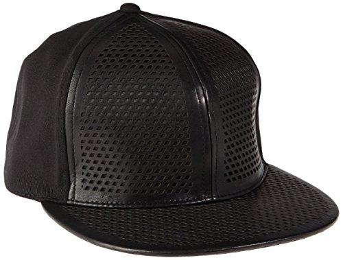 Calvin Klein Jeans Damen AVILLERA Baseball Cap, Schwarz (Meteorite-PT 965), One Size (Herstellergröße: OS)