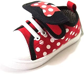Yefashion Girl Boy Shoes Kid Casual Micky Minne Mouse Sneaker Cute Red Black Toddler Shoes