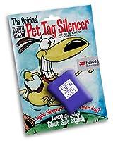 Quiet Spot Tag Silencer, Blue by Quiet Spot