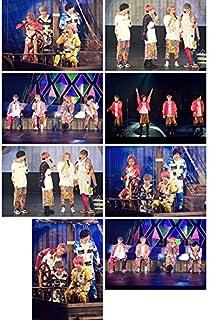 NEWS LIVE TOUR 2019 WORLDISTA 生写真8枚