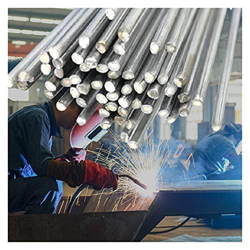 Flujo de aluminio Barra de soldadura de alambre de soldadura sin necesidad de soldadura en polvo Varilla de soldadura de aluminio 33/40/40/60 cm 1.6 / 2 / 2.4 / 3.2mm Barras de soldadura de soldadura