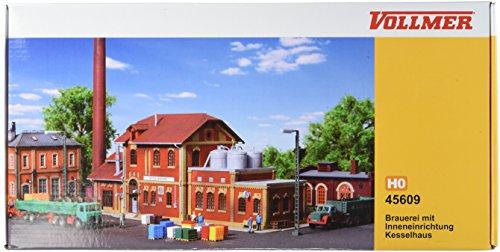 Vollmer 45609 Brauerei mit Inneneinrichtung