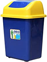 Outdoor Dustbins Bins Recycling Bins,Outdoor Thickened Plastic Square Flip Trash Can, Hotel Lobby Public Sanitation Trash ...