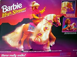 Barbie High Stepper Walking Horse