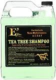E3 Elite Grooming Products Tea Tree Shampoo for Pets, 1 gal by E3 Elite Grooming Products